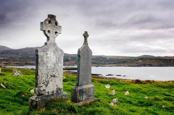 Halloween weltweit Irland Kelten