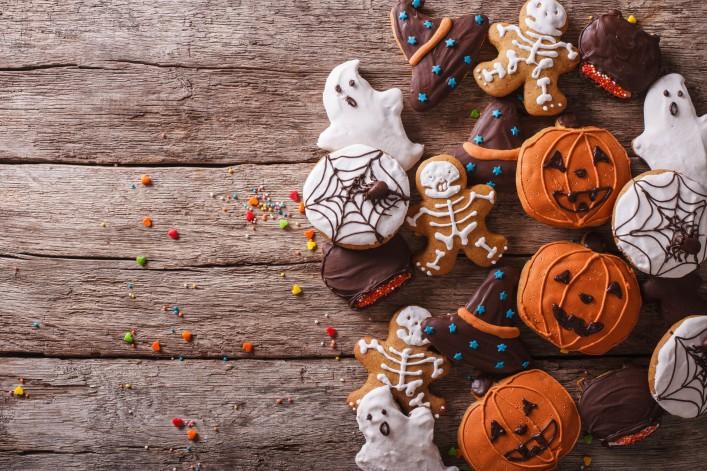 Halloween weltweit Süßes oder Saures