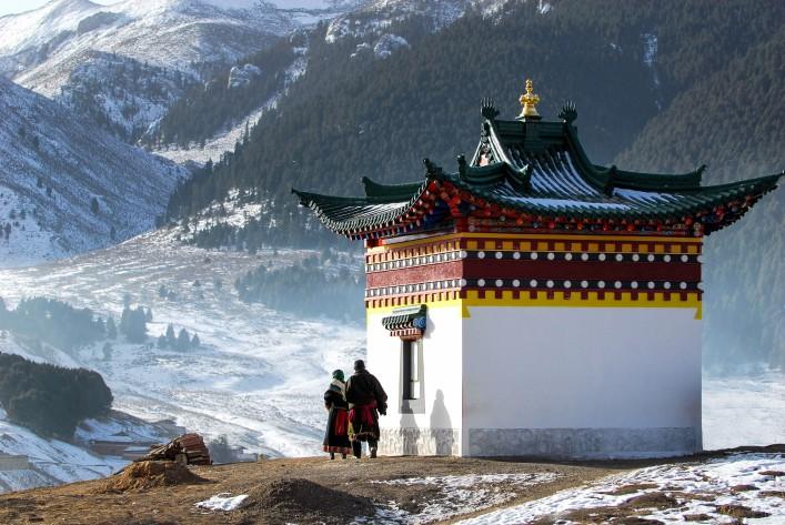 Tibet Tempel