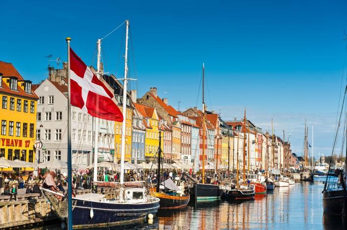 Kopenhagen Tipps Boote im alten Hafen