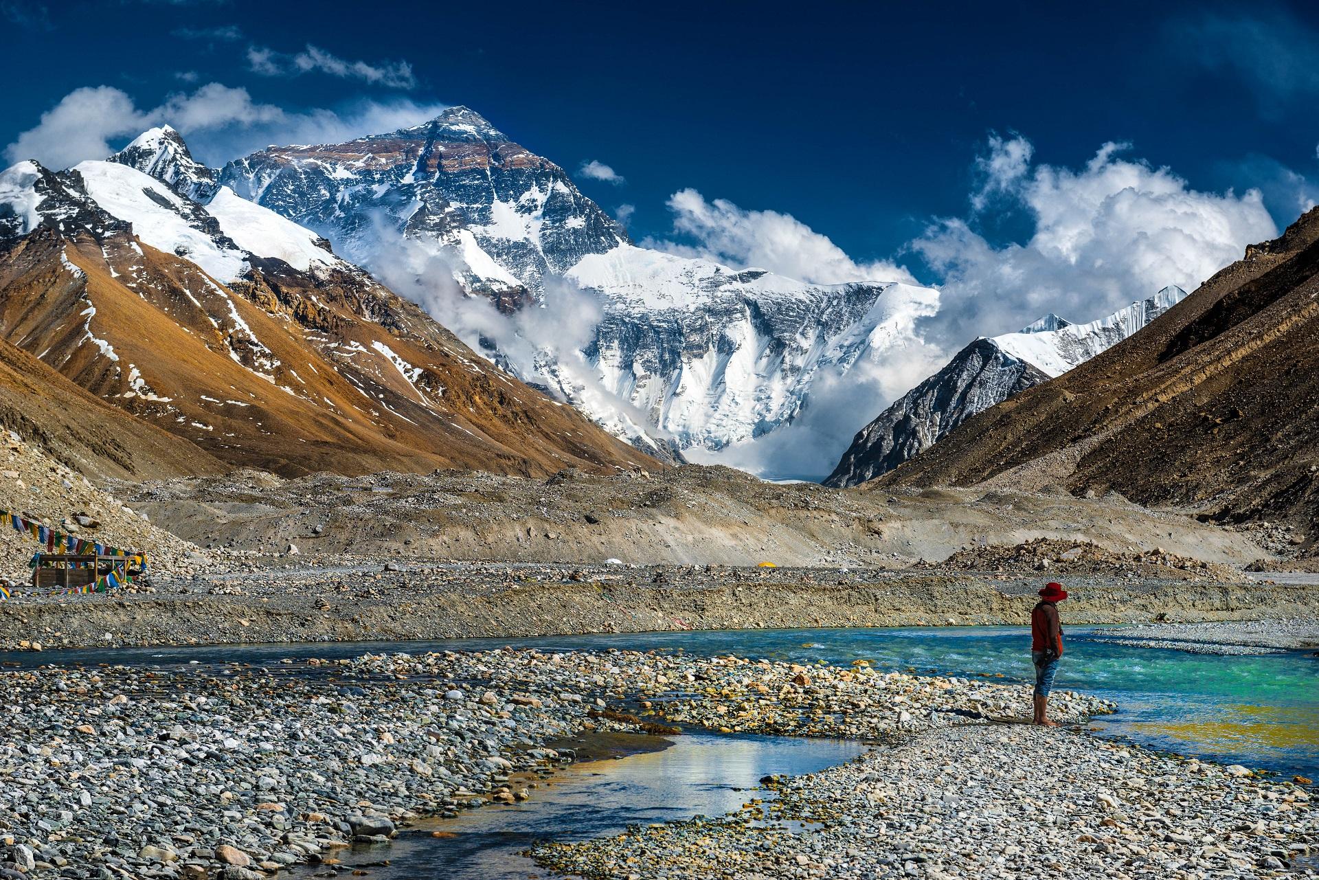 D Tour Mt Everest