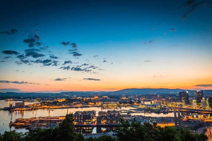 Oslo Tipps Skyline