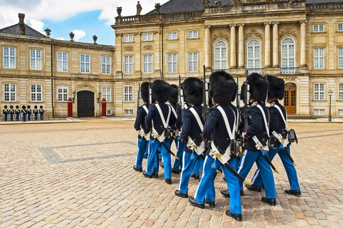 Kopenhagen Tipps Schloss Amalienburg