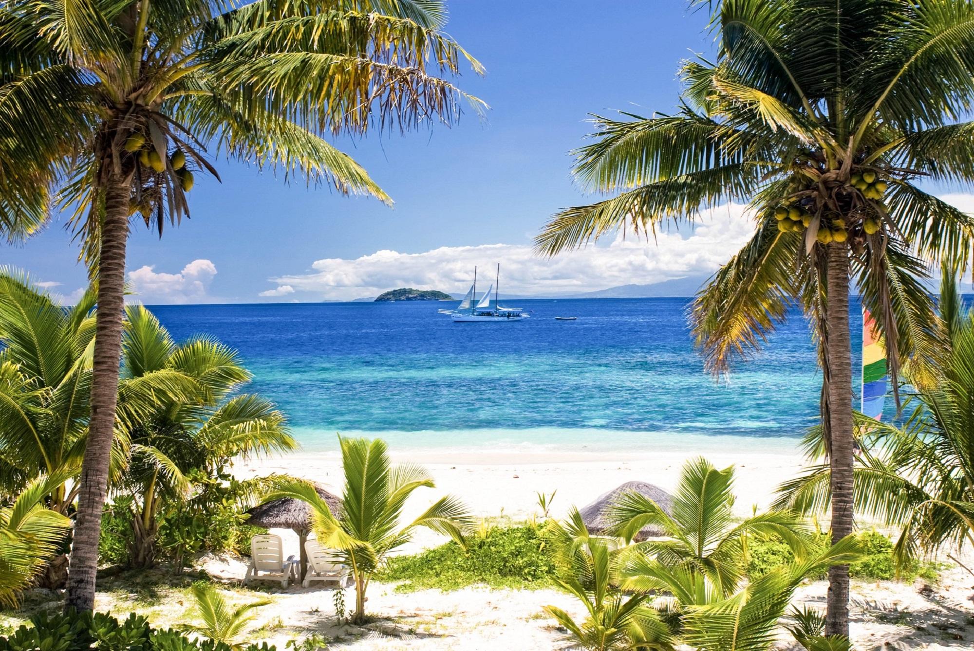 Top  Tropical Island Resorts