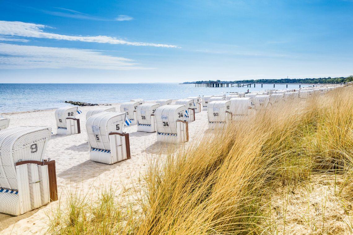Sylt Tipps Strand Strandkörbe
