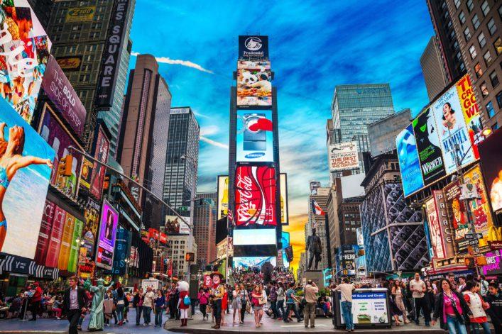 Die größten Städte der Welt New York
