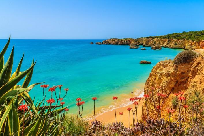 Algarve Tipps Praia da rocha