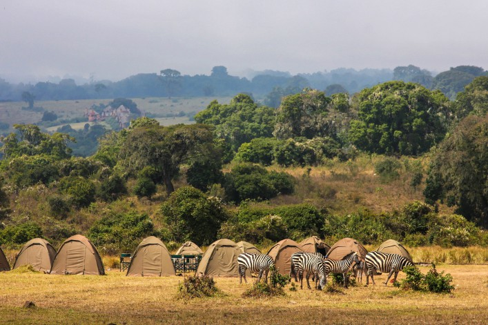 Tansania Safari Camp