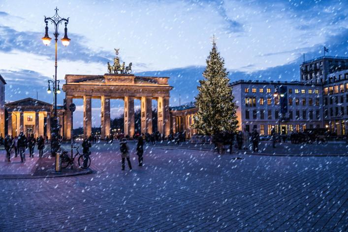 Weihnachtsshopping in Berlin