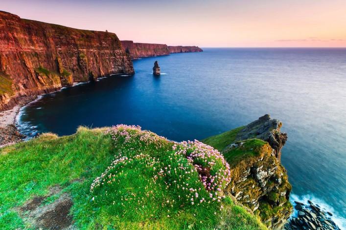 Wild Atlantic Way Cliffs of Moher