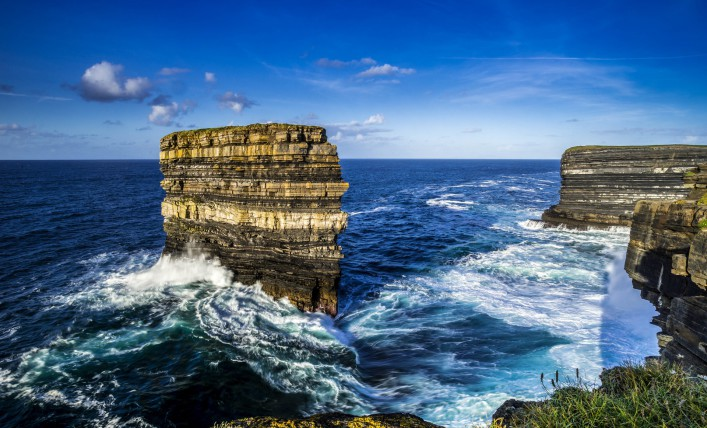 Wild Atlantic Way Downpatrick Head