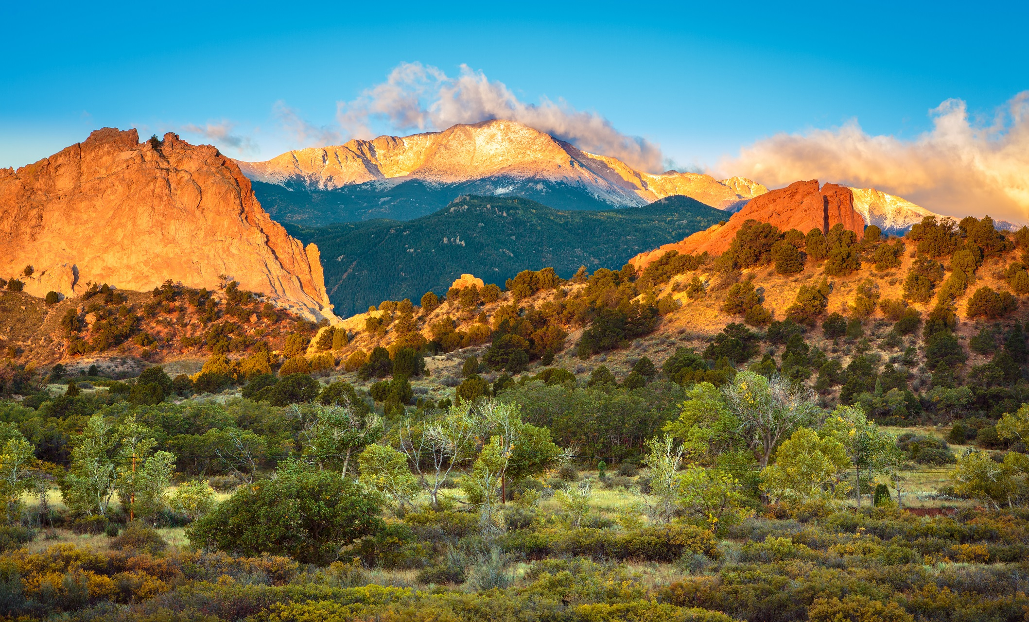 Wunderbar Vielseitiges Colorado Urlaubsguru De