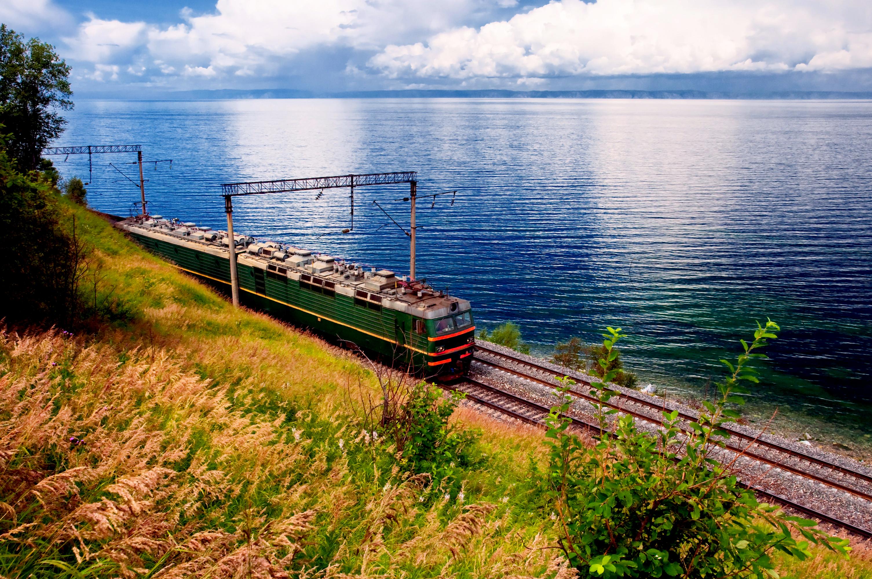 Die Transsibirische Eisenbahn | Urlaubsguru.de