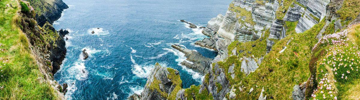 Wild Atlantic Way Küste