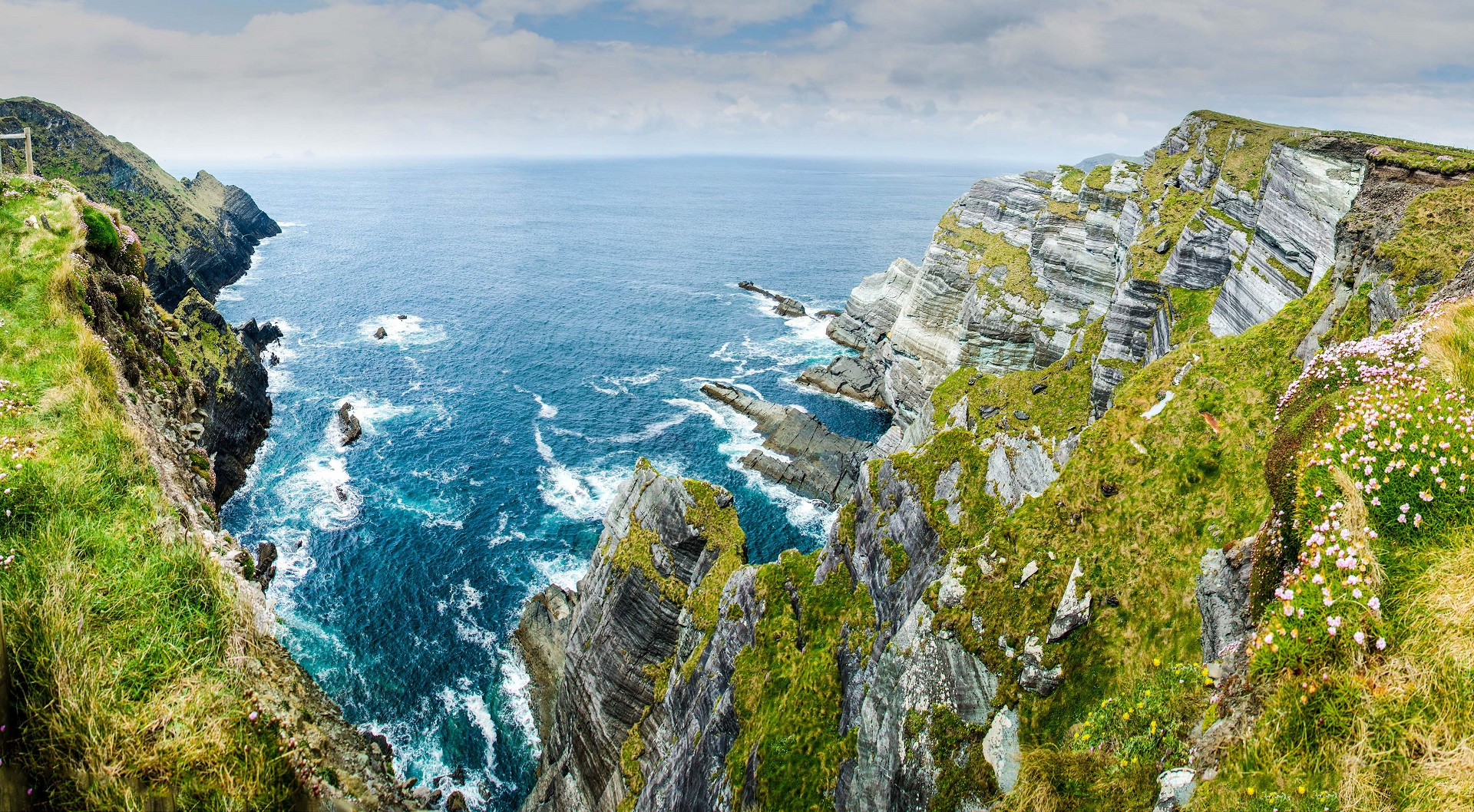 The Skelligs Ring Of Kerry