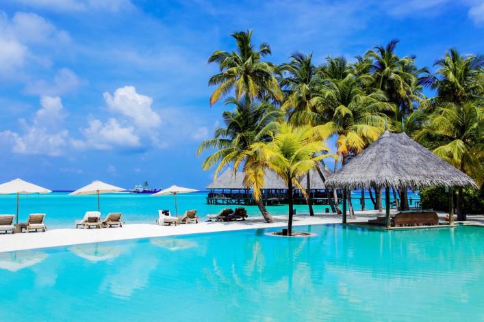 Resorts auf den malediven