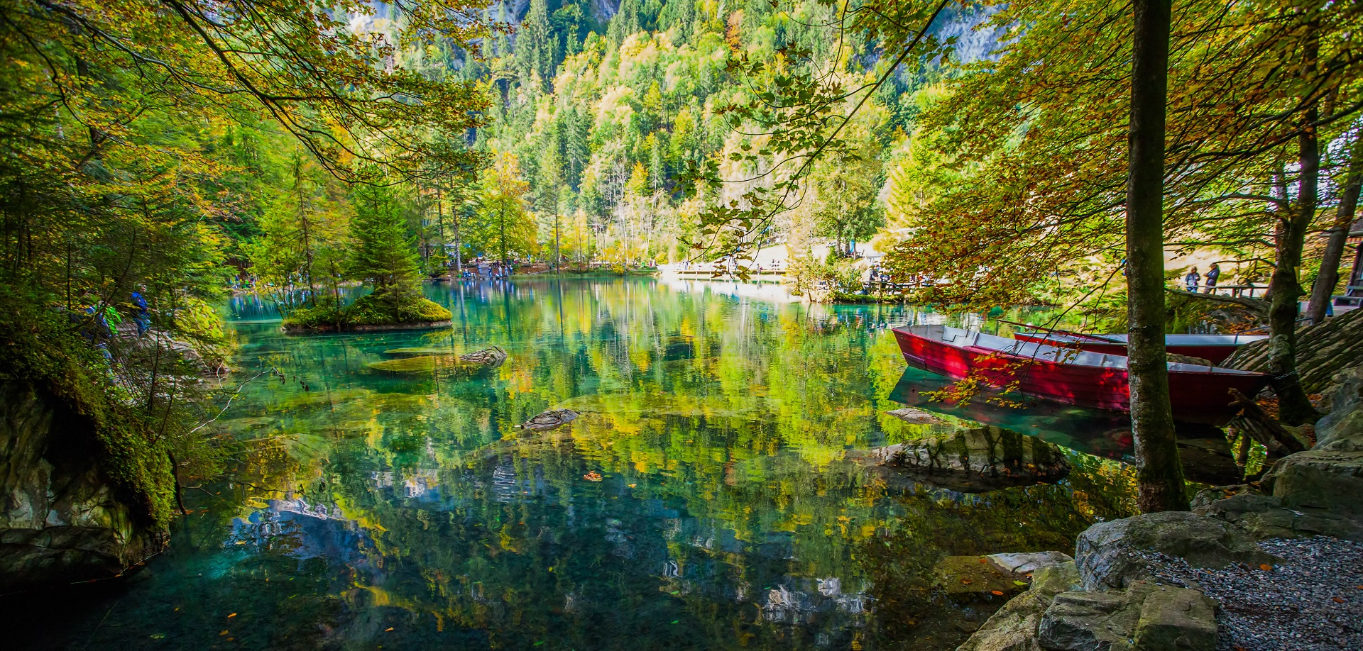 Blausee Nature Park