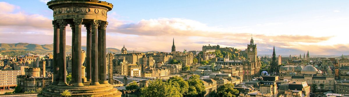 Edinburgh UK shutterstock_538791175