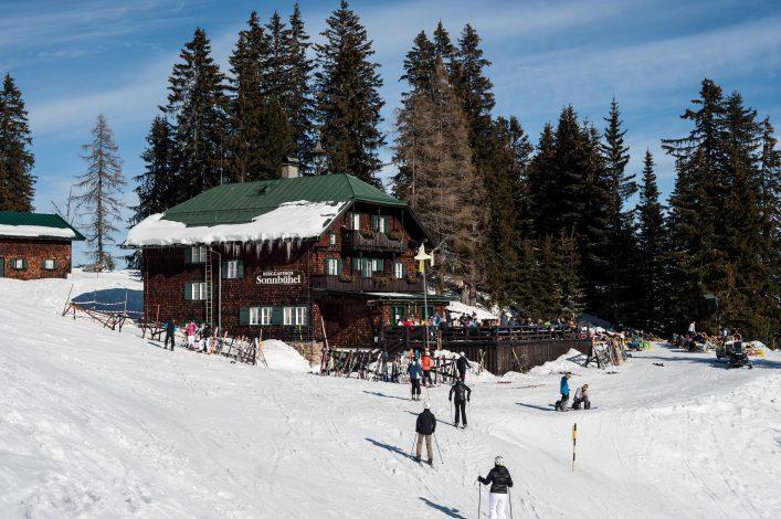 Kitzbühel Skigebiet Après Ski