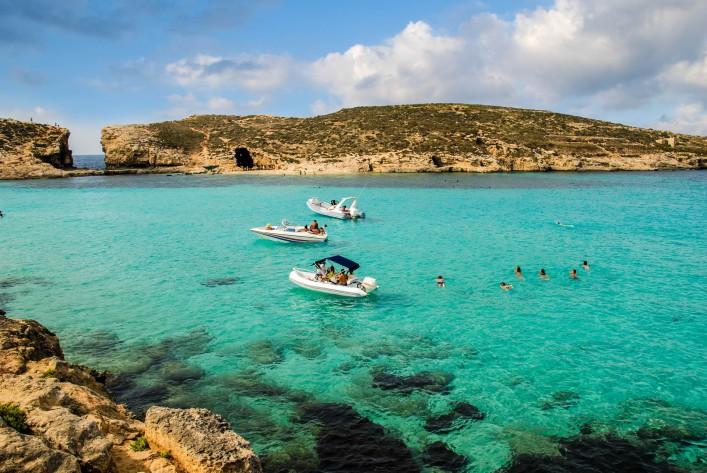 Malta Tipps Blaue Lagune