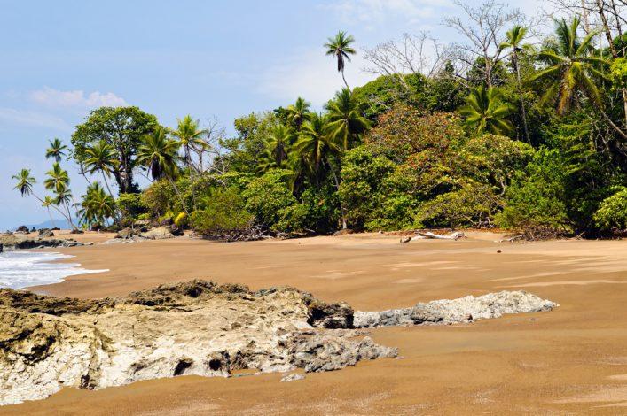 Costa Rica beach shutterstock_421240636