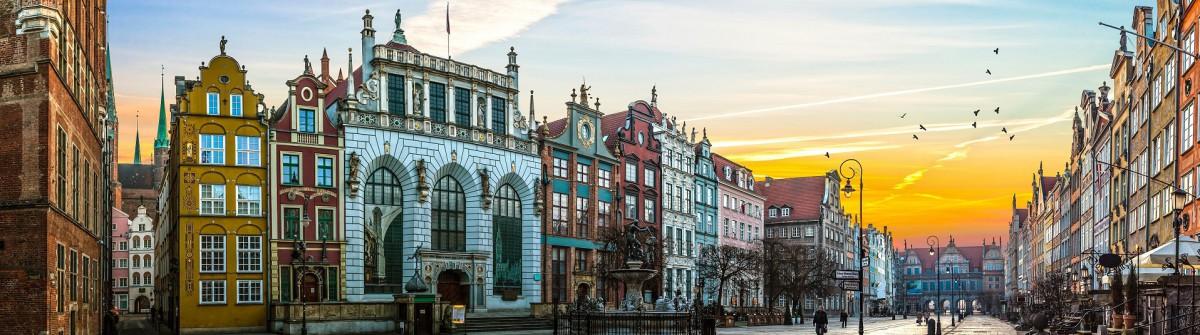 Danzig Tipps Lange Straße Hafen