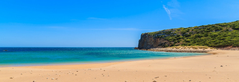 Die schönsten Strände der Algarve Praia do Barranco