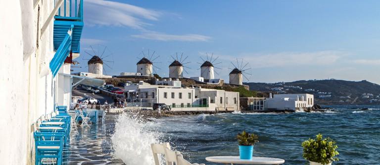 Griechenland Tipps Mykonos