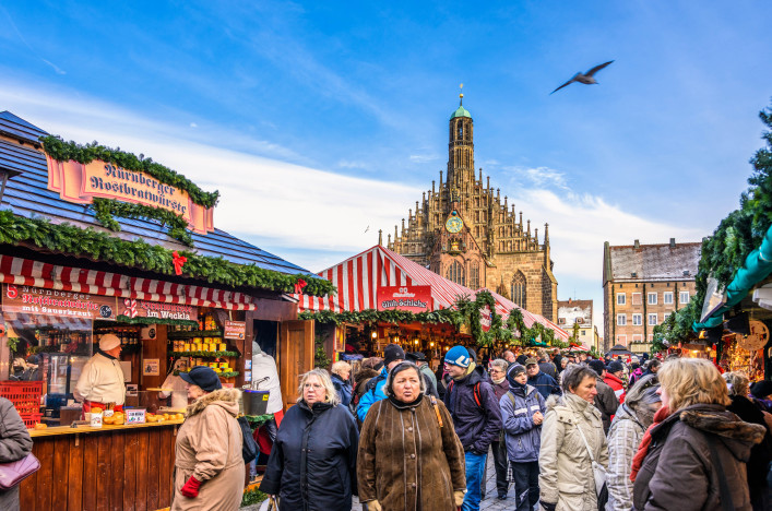 Nuremberg Christmas Market (NArnberg Christkindlesmarkt)