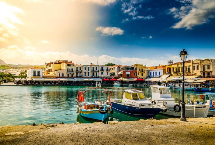 Kreta Tipps Rethimnon