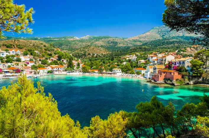 Kefalonia Griechenland