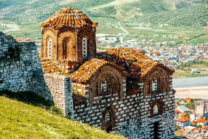 Albanien Berat