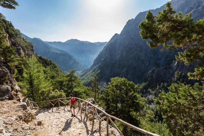 Kreta Tipps Samaria Schlucht