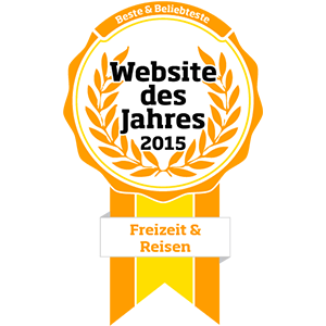 Website des Jahres 2015