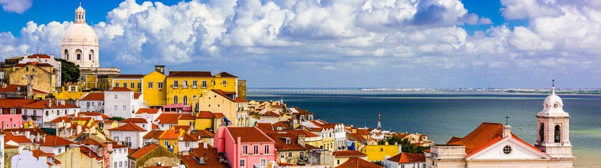 Stadtereise Lissabon Flug Hotel