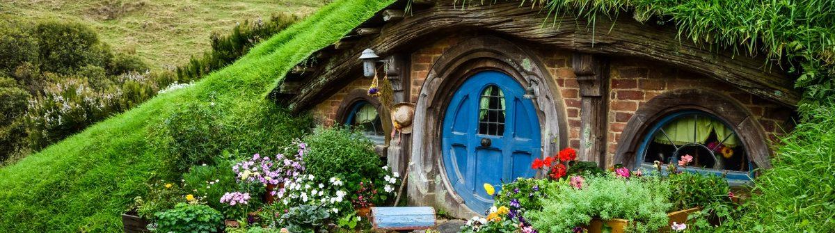 Auckland,New Zealand Hobbiton EDITORIAL ONLY Kritsana Laroque shutterstock_699934159