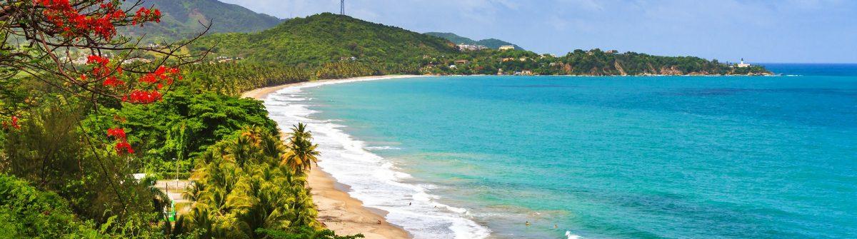 Puerto Rico Karibik USA