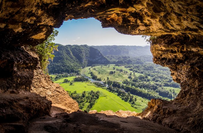 Puerto Rico Höhle Cueva Ventana