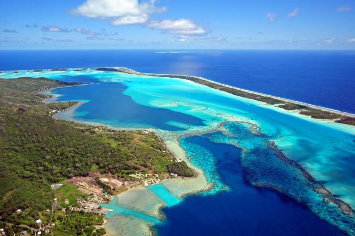Bora Bora_aerial view_shutterstock_56456743