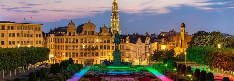 Courtyard Brüssel