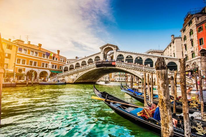 Venedig Tipps Grand Canal Rialto Brücke