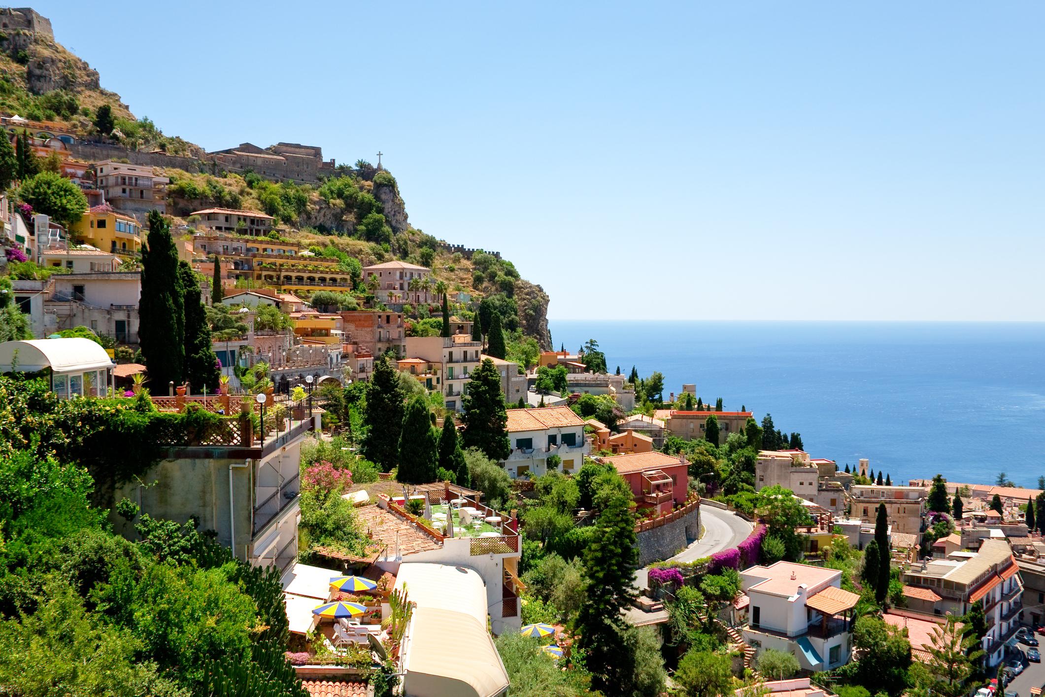 Flug Und Hotel Sizilien