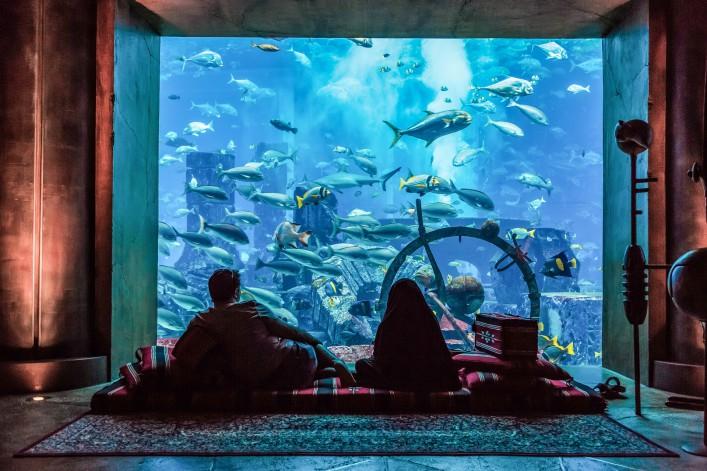 Unterwasserhotels Dubai