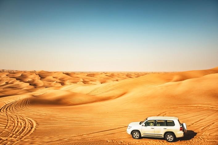 Oman Wüstensafari
