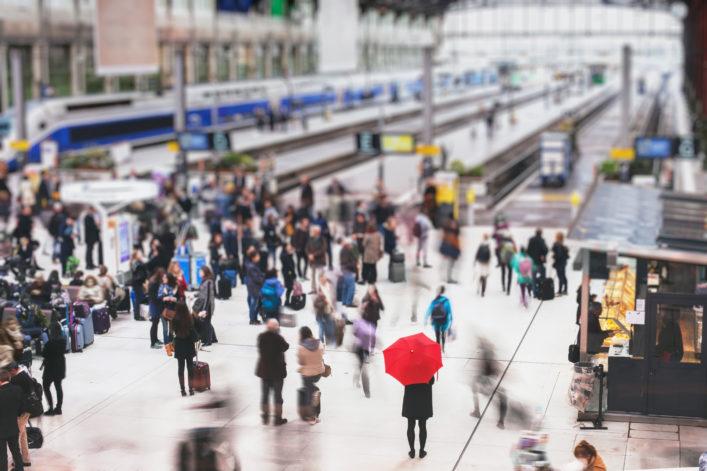 Eigene Anreise Deutsche Bahn