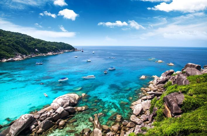 Phuket Tipps Similan Island