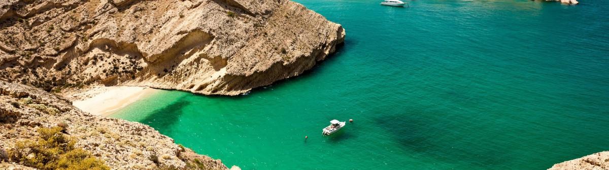 Oman Strände