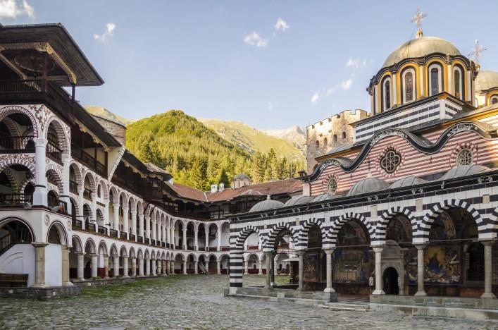 Bulgarien Tipps Rila Kloster