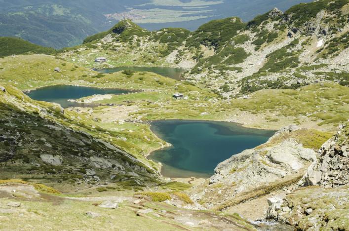 Bulgarien Tipps See Gebirge