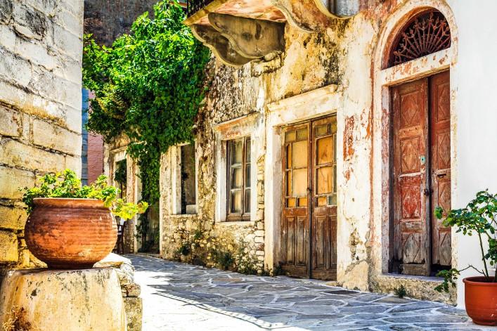 Naxos Griechenland Taverne
